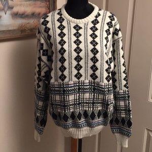 🌼Final Drop🌼 Vintage Classic Knit Sweater
